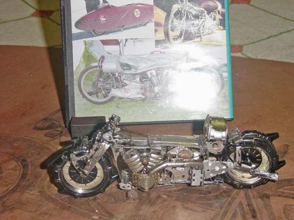 Мотоциклы José Geraldo Reis Pfau. (Фото 5)