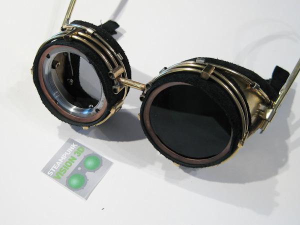 """Очки для конкурса """"STEAMPUNK-VISION 3D"""" часть 2 (обновлено 13.05.2010) (Фото 36)"""