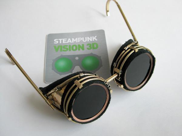 """Очки для конкурса """"STEAMPUNK-VISION 3D"""" Завершение (обновил фотографии). (Фото 2)"""