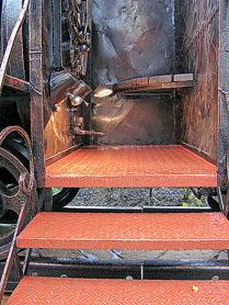Мангал паровоз (Фото 9)