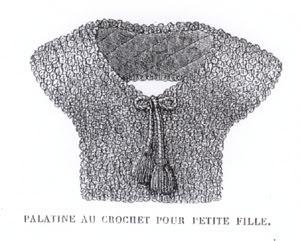 Зимняя мода 1860-х (Фото 11)
