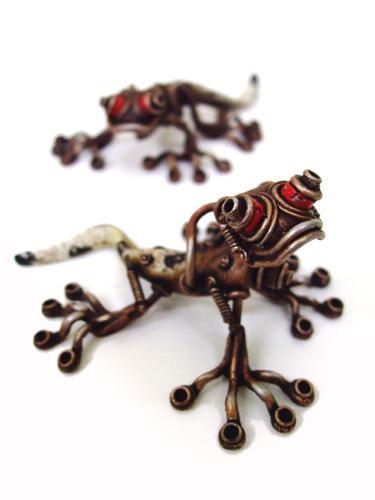 Стимпанковый зверинец Митихиро Мацуока (Фото 6)