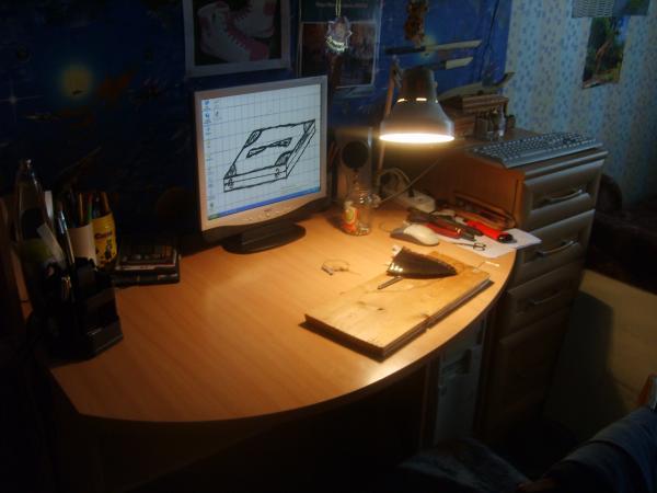 Моя мастерская и я. (Фото 3)