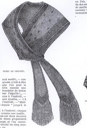 Зимняя мода 1860-х (Фото 3)