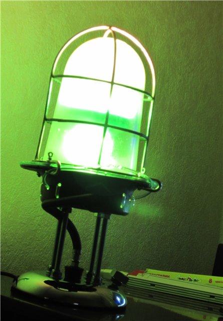 Интим-стимпанк-лампа (Фото 6)
