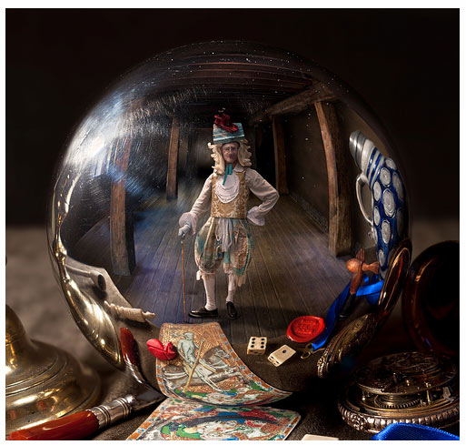 Довикторианский Гипер-реализм Кевина Беста (Фото 21)