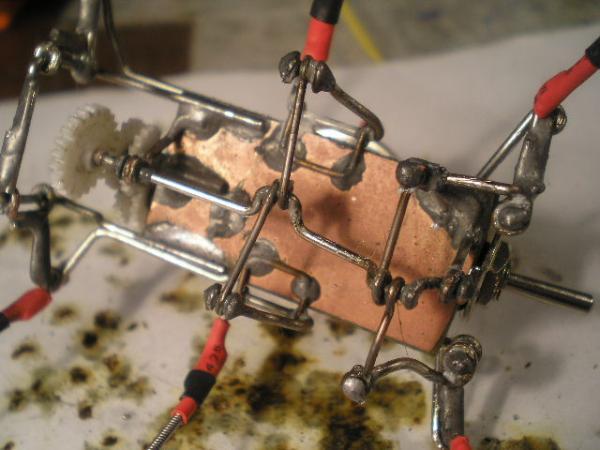 Прочие мои поделки - механические козявки. Не стим, зато родные в доску )) (Фото 18)