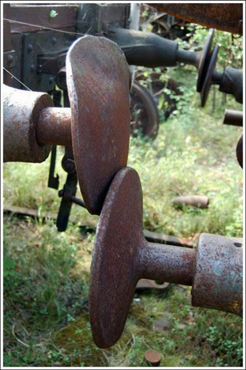 Кладбище паровозов (Фото 15)