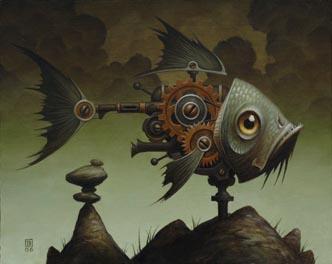 Добрые роботы Brian Despain. (Фото 14)