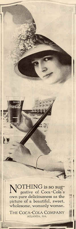 Газетная реклама Coca-Cola (Фото 22)