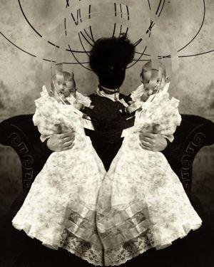 Кривое зеркало Викторианского Сюрреализма. (Фото 14)