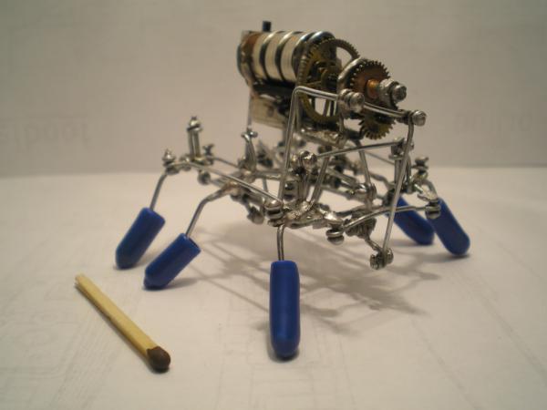 Прочие мои поделки - механические козявки. Не стим, зато родные в доску )) (Фото 28)