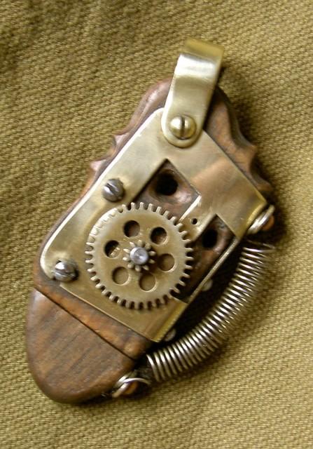 Флешки в cтиле Steampunk-2 (Фото 6)