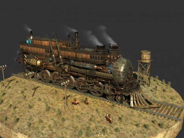 Подборка локомотивов (Фото 8)