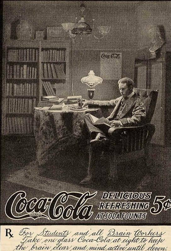 Газетная реклама Coca-Cola (Фото 19)