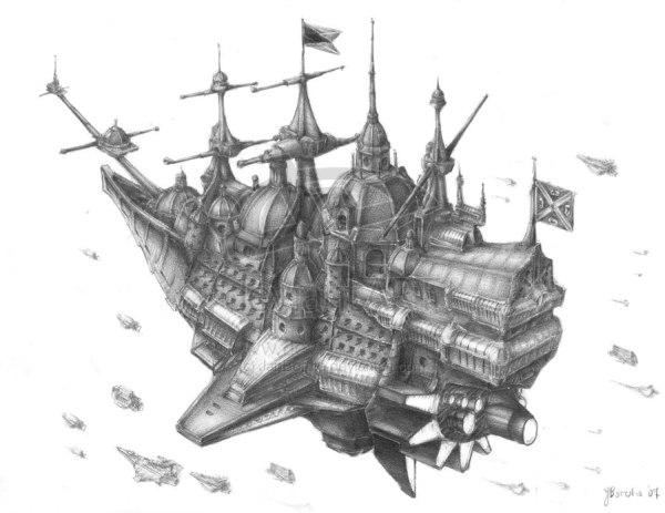 Steampunk admiral (Фото 3)