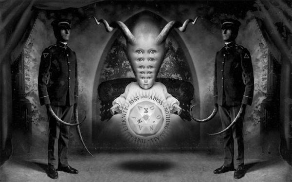 Кривое зеркало Викторианского Сюрреализма. (Фото 2)