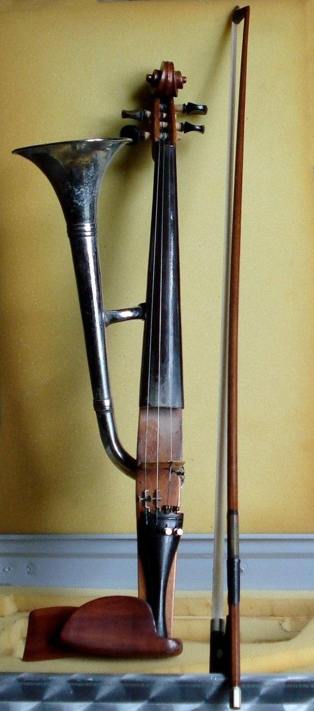 Скрипка на прокачку. (Фото 3)