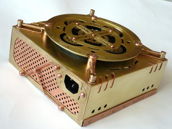 Steampunk PSU (One step to dream...)